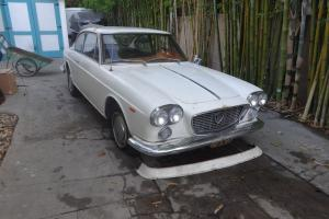 1963 Lancia Flavia Series I Coupe - California Black Plate Project - NO RESERVE