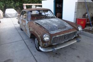 1960 Lancia Flaminia Pinifarina Coupe - California Barn Find - NO RESERVE!