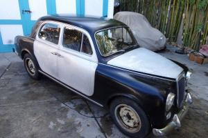 1959 Lancia Appia Berlina 4 door Series II -- California Barn Car - NO RESERVE