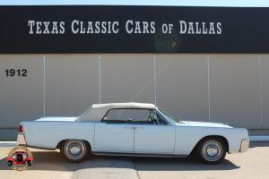 1964 Lincoln Continental Convertible Original / 1 Owner