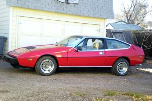 1980 Lotus Eclat V8    NO RESERVE AUCTION