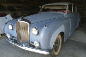 Bentley S1 Left Hand Drive Power Steering Chassis and Body rebuilt with parts