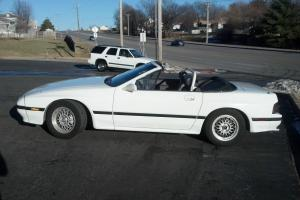 Low mile 1988 Mazda RX 7 Convertible