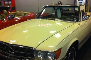 1972 Mercedes-Benz SL350 (Price Reduced!)