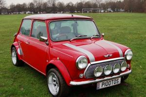 2000 ROVER CLASSIC MINI SEVEN SPORT 1.3i Only 24,726 Miles from New!! Photo