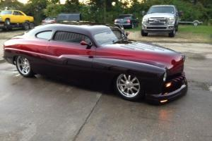 1949 MERCURY 2DR  CHOP TOP LS1 V8 AIR RIDE CUSTOM INTERIOR OVER $125K INVESTED