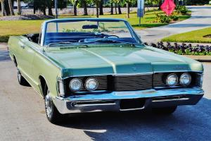 Very rare 428 v-8  original 1968 Mercury Monterey Convertible best buy on ebay