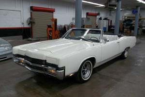 1969 Mercury Marquis Convertible Very Rare Low Production 74065 Miles Looks Good