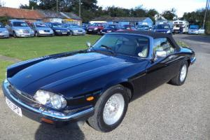 1988 F JAGUAR XJ-S 5.3 V12 AUTOMATIC CONVERTIBLE  Photo
