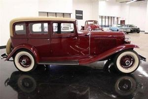 1931 AUBURN RESTORED RARE CLASSIC AMAZING CONDITION INSIDE & OUT! TIME CAPSULE!