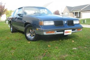 1987 Oldmobile 442, T-Top Coupe, Rare, Last Year for 442, Restored