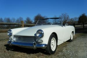 RARE 1964 MK II AUSTIN HEALEY SPRITE , GREAT CONDITION Photo
