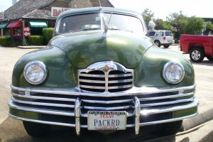 1948 Packard Super 8, Very Nice Older Restoration, Well Maintained, Very Solid!!