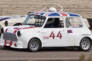 1968 Austin Mini Cooper GTL Race Car Right Hand Drive Proven WINNER & Much More