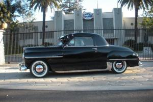 1950 Plymouth P-19 Deluxe