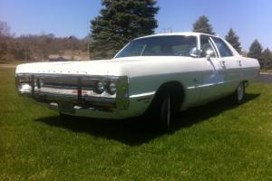 1971 plymouth Fury Low Miles