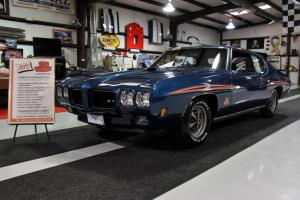 "1970 Pontiac GTO The Judge ""NUMBERS MATCHING"" 32,128 Miles"