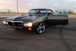 1969 Pontiac Firebird, Hot Rod, Muscle Car
