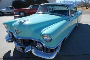 1954 Cadillac Series-62 Coupe