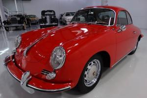 1965 PORSCHE 356C COUPE, CALIFORNIA CAR SINCE NEW! 51,536 ACTUAL MILES!