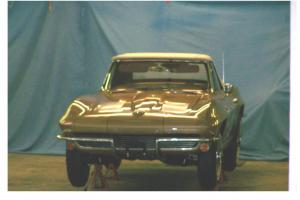 1963 Chevy Corvette FUEL INJECTED-4 SPEED Convertible