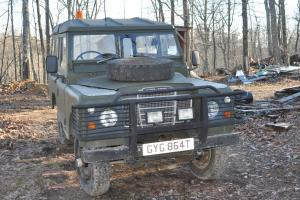 1979 Land Rover Series III 88