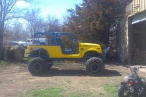 1988 suzuki samurai with trailer/ crawler 4x4 lifted truck buggie