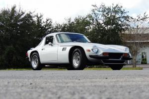 1975 TVR 2500M Base Coupe 2-Door 2.5L Triumph Griffith Road Race Corbeau Crow