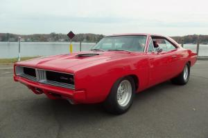 1969 DODGE CHARGER R/T 440 4 SPEED TOTALLY RESTORED BETTER THAN NEW
