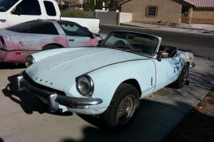 1968 Triumph Spitfire Base 1.3L Photo