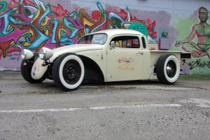 1966 Volkswagen, Volksrod, Volkstruck, Rat Rod, Shop Truck, VW Custom, Patina,