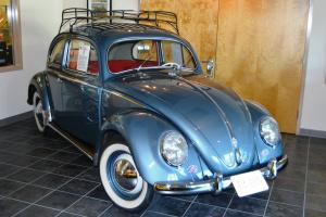 1954 Classic Beetle, Completely restored, original 6V system, 36hp, Incredible!