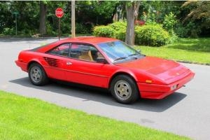 HARD TO FIND 1985 FERRARI MONDIAL WITH 56,240 MILES !!!!
