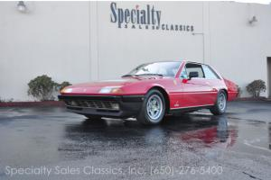This 1977 Ferrari 400 two door sports coupe (Stock # 30856)