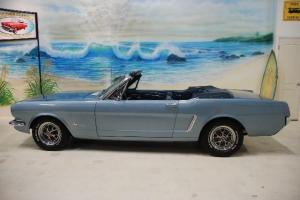 """65 MUSTANG"""" BUILT 289 """" 5 SPEED * PS * PDB"""