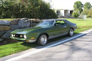1972 Ford Mustang Mint 1 owner