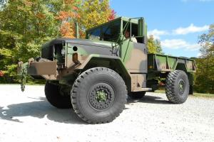 1970/89 Kaiser M35A2 bobbed 2.5 ton truck with Winch and Hard Top