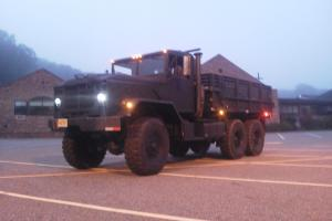 M923A1 5 Ton Cargo Truck  1984 M923
