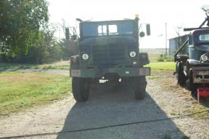 1984 AM General M925 to M923 conversion 6X6 cargo truck