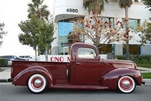 1941 Ford Pickup Truck / Frame Off Fully Restored / USC Trojans Football Colors