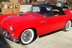 1956    FORD    THUNDERBIRD---------NO RESERVE---------