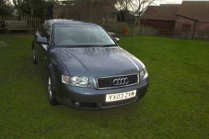 2003 AUDI A4 2.5 TDI SE AUTO GREY Photo