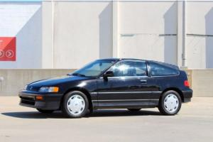 Show winning CRX Si - One Owner - Dealer Serviced - Low Miles NO RESERVE