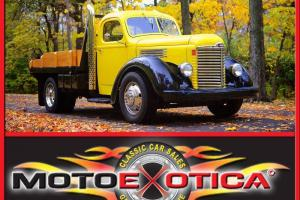 1947 INTERNATIONAL KB7 PICK UP-CUMMINS DIESEL-4 SPEED ALLISON AUTO TRANS-LQQK!!!