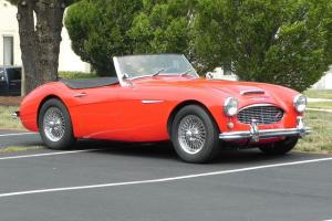 1960 Austin Healey 3000 MKI BT7 Convertible Photo