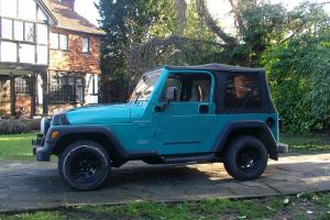 1999 JEEP WRANGLER 4.0 SPORT ,PETROL1999,F.S.H.SELL,P/X,SWOP,CLASSIC CAR OR BIKE