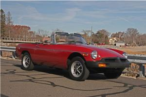 "1980 MGB ""32,000 MILES, VERY ORIGINAL, TIME CAPSULE!!!"""