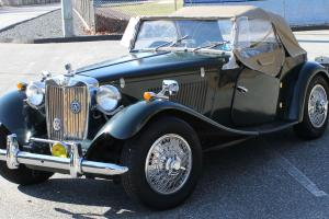 1953 MG T-Series Convertible Replica