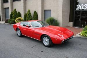 Restored Ghibli Coupe, Excellent Serviced Condition, 29k Original Miles...