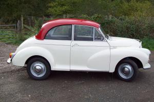 1967 MORRIS MINOR - RECENTLY FULLY REFURBISHED - EXCELLENT CONDITION